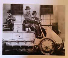 LOHNER - PORSCHE 1900 CARTE PHOTO CARD