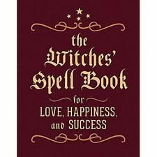 The Witches' Spell Book - Hardcover NEW Cerridwen Green 2013-08-01