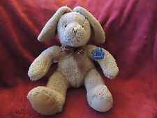 TARGET APPLAUSE BROWN BUNNY RABBIT SOFT RIBBON BOW 10""