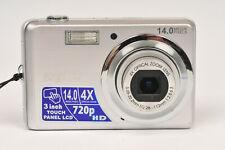 Sanyo VPC-E1500T PEX 14MP Touchscreen Compact Digital Camera