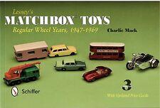 Matchbox Regular Wheel Years 1947-1969 price guide Katalog catalogue catalogus
