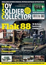 Toy Soldier Collector Magazine Issue 96 October/November 2020 New