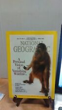 National Geographic Magazine Nat Geo April 1990(NG29)