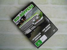 HIP HOPPERS - HYDRAULICS / LOW RIDERS / DANCERS / JUMPERS / - PAL DVD