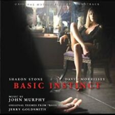 Basic Instinct 2 Soundtrack Score CD John Murphy 19CDB116