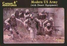 Caesar Miniatures 1/72 moderno US Army con desierto EQPT # 030