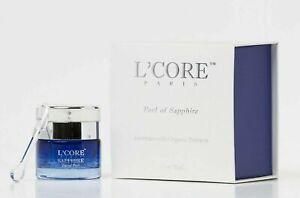NEW L'Core Paris 50ml/1.7oz Sapphire Facial Peel w/ Organic Extracts Anti Aging