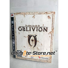 Jeu PS3 The Elder Scrolls IV Oblivion - PlayStation 3 - Ubisoft / Bethesda