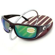 46112677bb4c1 NEW Costa Del Mar FANTAIL Tortoise   580 Green Mirror Plastic 580P