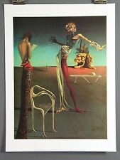 Salvador Dali, Woman with a Head of Roses, 18x24 inches,  New Condition, Nice!