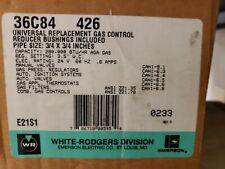 36C84-426 White-Rodgers Furnace Gas Valve Nat/Lp 36C84426 36C84-926 36C84926