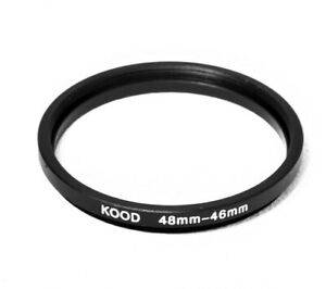Stepping Ring 48-46mm 48mm to 46mm Step Down ring stepping Rings 48mm-46mm