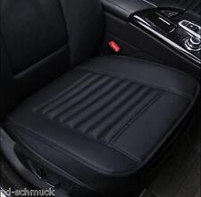 Autositzbezug Auto Sitzbezug Schonbezug Sitzschoner ohne Rück KFZ Uni Schwarz