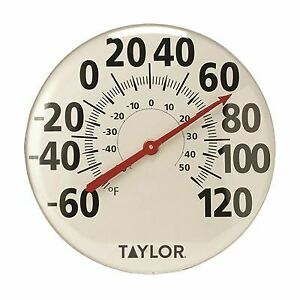 Thermometer, Extra Large/Bold, 18-In. -681