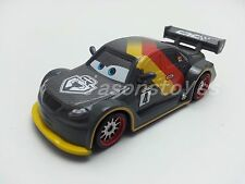 Mattel Disney Pixar Cars Carbon Transcontinental Series Racers Max Schnell Toy
