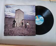 WHO'S NEXT LP THE WHO ROGER DALTRY PETE TOWNSHEND US MCA ORIG PRESS
