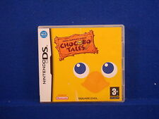 *ds FINAL FANTASY FABLES Chocobo Tales (NI) Epic Game Lite DSi 3DS REGION FREE