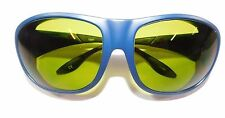 Uvex Honeywell Laser Safety Glasses L Green 31-21101