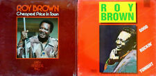 RAY BROWN - CHEAPEST PRICE IN TOWN + GOOD ROCKIN' TONIGHT - (2) LP LOT