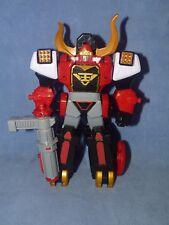 Power Rangers Super Samurai bullzord Megazord