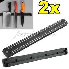 2x Magnetleiste Messerleiste Messerhalter Wandleiste für Werkzeug Hobby Küchen