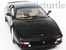 Hot Wheels Elite Ferrari F355 Berlinetta 1:18 Diecast Black X5478