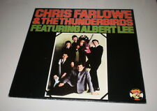CHRIS FARLOWE & THE THUNDERBIRDS featuring ALBERT LEE - LP 1977 MADE IN UK -