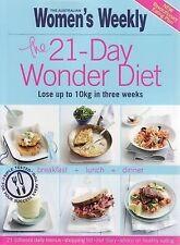 The Australian Women's Weekly The 21-Day Wonder Diet
