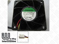 SUNON 6CM 6038 3pin 0.89A Powerful Computer case fan