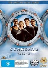 STARGATE SG-1 SG1 Season 10 : Brand NEW SEALED REGION 4 DVD