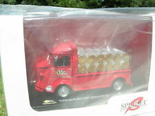 "ELIGOR 1/43 CITROEN H PICK UP ""transport rouleau grillage"" SERIE LIMITEE!!!!"