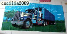 "Super Size 57""x27.56"" 145x70cm Truck/Wagon Beach Bath Towel NEW"