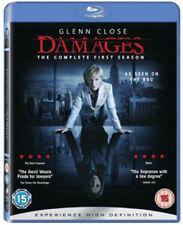 Damages: Season 1 DVD (2008) Glenn Close ***NEW***