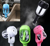 Mini Car Humidifier Air Purifier Freshener Aromatherapy Essential oil Diffuser