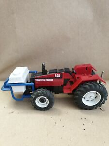 Britains Volvo BM Valmet 805 Red Tractor -for spares & repairs
