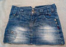 🇳🇱 Bomba for Girls Rock 💙 122/128 Jeans Jeansrock edel