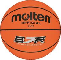 molten Basketball Trainingsball Indoor/Outdoor Streetbasketball orange B7R Gr. 7