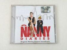 THE NANNY DIARIES - CD ORIGINAL SOUNDTRACK MILAN 2007 - NM/NM