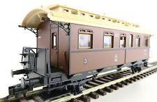 (DIS163) ROCO 45572 Personenwagen 3. Klasse der K.P.E.V., OVP, TOP !