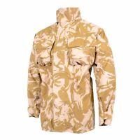 Genuine British Army Desert DP MVP Combat Goretex Waterproof Jacket Sizes