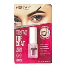 i Envy Kiss Brow Top Coat 24HR Lock Eyebrow Makeup Waterproof 0.135 oz  #KBCT01