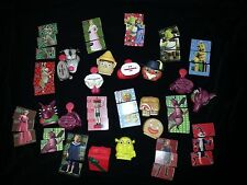 RARE** 2007 HAPPY MEAL TOYs MCDONALDS SHREK THE MOVIE CHARACTERS with Cards
