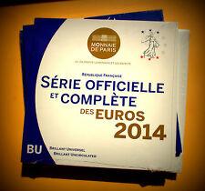 Offizieller KMS Frankreich 2014. Neu original verpackt
