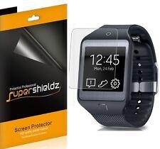 6X Supershieldz HD Clear Screen Protector Shield For Samsung Galaxy Gear 2 Neo