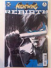 NIGHTWING REBIRTH #1 REGULAR JAVI FERNANDEZ COVER TIM SEELEY NM 1ST PRINTING DC