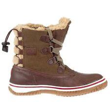 Women's Pajar Iceland Waterproof Boot Brown Size 8-8.5, Euro 39 #NFMV0-76