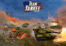 TEAM YANKEE NUOVO CON SCATOLA American Paint Set (8 vernici) typ190