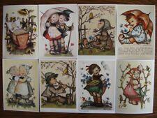 Orginal Hummelkarten sotiert nach Ihren Wünschen Verlag Josef Müller München