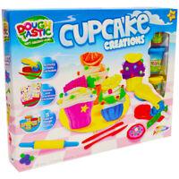 Dough Tastic Cupcake Creations Machine Cupcakes Mould Decorations Creative Fun
