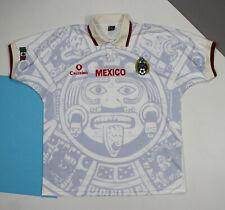 Vintage 1998 Cruzeiro Mexico Away Shirt Jersey (size XL)